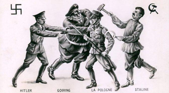 17 września 1939 agresja Związku Sowieckiego na Polskę a pakt Ribbentrop -Mołotow