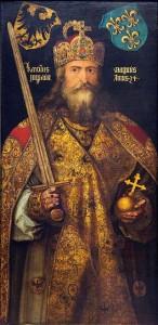 Charlemagne-by-Durer
