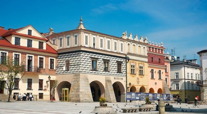 Wycieczka do Tarnowa, Dębna, Bochni 21 września 2017