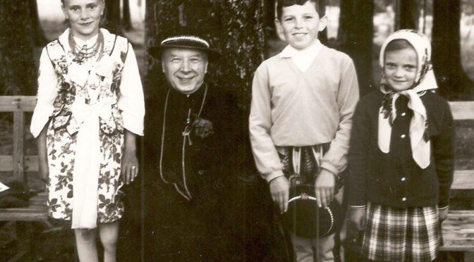 Kazanie prymasa Polski Stefana Wyszyńskiego z 18 stycznia 1976 r. Rodzina-naród-społeczeństwo