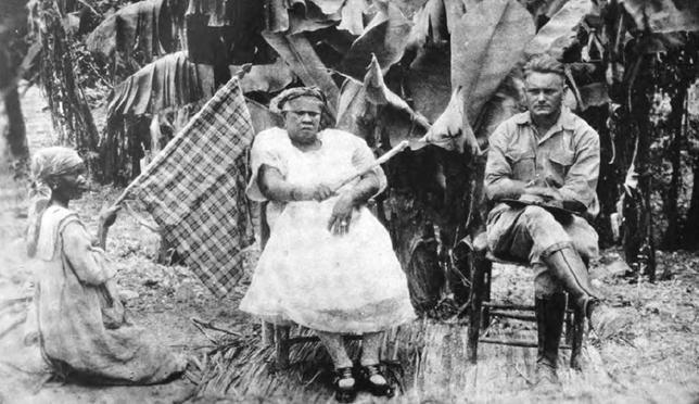 Faustyn Wirkus (1896-1945), polski król Haitańczyków (1926-1929)