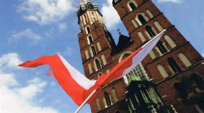 XIV Przegląd Twórczości Patriotycznej Młodzieży Województwa Małopolskiego