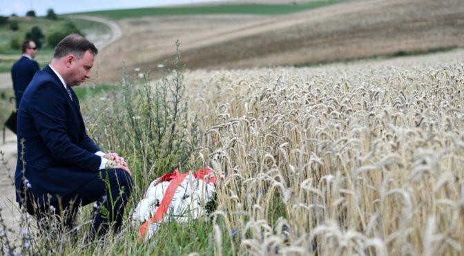 11 lipca – Narodowy Dzień Pamięci Ofiar Ludobójstwa dokonanego przez ukraińskich nacjonalistów na obywatelach II RP