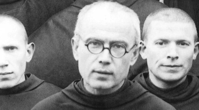 14 sierpnia 1941 r.  zmarł o. Maksymilian Maria Kolbe